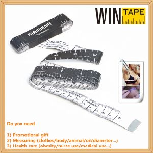 Double Sides Personalized Infrant Use Tape Measure Manufacturers Promotional Gift for Clothing and Promotion pictures & photos