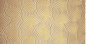 MDF 3D Decorative Wall Panel Made in Guangzhou (NO 43 CPMF) pictures & photos