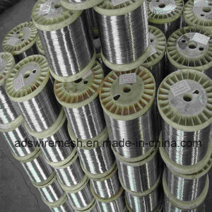 Material SUS304 0.13mm Stainless Steel Wire (ISO9001) pictures & photos