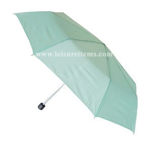 Plain Color Fold Umbrella (OCT-YF032) pictures & photos