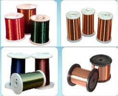 Copper Enameled Wire with Nice Bending Property and High Flexibility