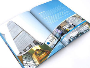 Print Catalog Booklet Brochure / Printing Services /Printer pictures & photos