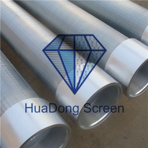 Sand Screen Filter Tube for Irrigation Wells/ Johnson Screen Pipe pictures & photos