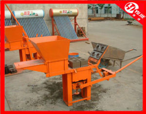 Small Mini Block Making Machine (QMR2-40) for Sale pictures & photos