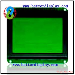 LCD Panel Stn LCD Screen Green Negative Monitor LCD Display pictures & photos