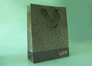 Customized Paper Bag Shopping Bag Good Quality pictures & photos