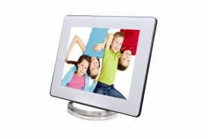 8 Inch 800*600 Resolution Picture Frame with Full Function