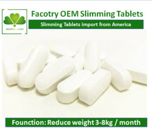 Factory Price OEM/ODM Slimming Capsules and Tablet