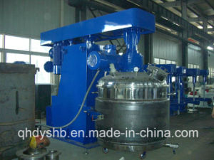 High and Low Speed Liquid Mixer, High Viscosity Mixer