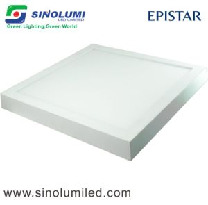 Square 320mm Surface Mounted LED Panel Light