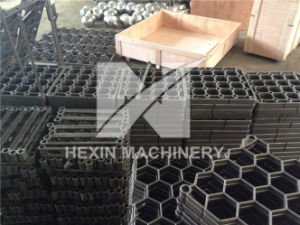 Heat Resistant Steel Cast Base Tray for Heat Treatment Furnace pictures & photos