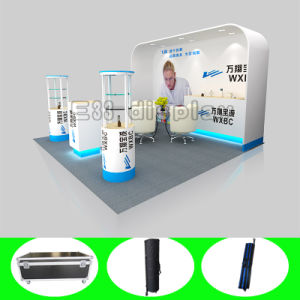 Custom Aluminum Portable Modular DIY Trade Show Display Exhibition Product pictures & photos