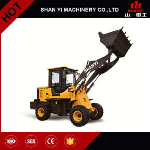 Zl916 Small Farm Loader Articulated Mini Wheel Loader Price pictures & photos