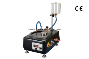 Unipol-810 Metallographic Grinding/Polishing Machine for Hardness Testing pictures & photos