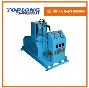 Oil Free High Pressure Hydrogen Compressor Helium Compressor (Gow-11/4-150 CE Approval) pictures & photos