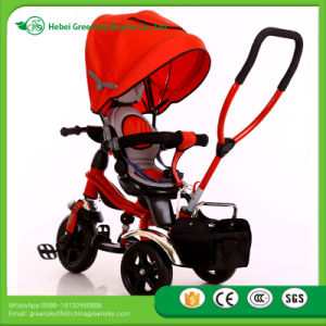 2017 New Design 4 in 1 Kids Tricycle, Trike, Pedicab pictures & photos
