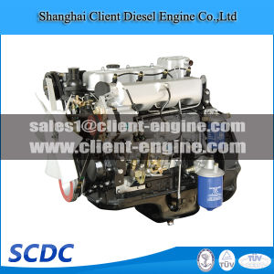 Light Duty Vehicle Engines Yangchai Yz4DC1-40 Diesel Engine pictures & photos