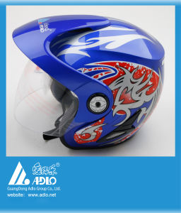 Motorcycle Safety Helmet (305D)
