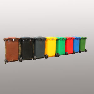 240L Outdoor Plastic Dustbin From China pictures & photos