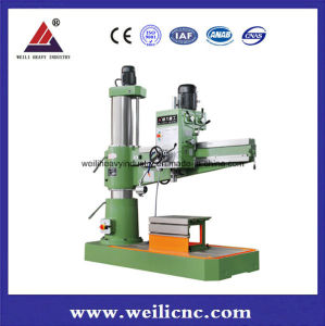 50mm Capacity Cheap Z3050 Radial Arm Drilling Machine From China