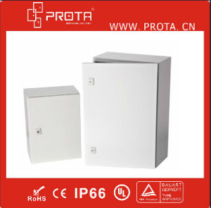 Single Door Metal Wall Mounting Enclosure pictures & photos