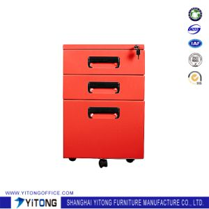 Yitong Cabinet Metal Storage Cabinet / Office Use Steel Movable Cabinet pictures & photos