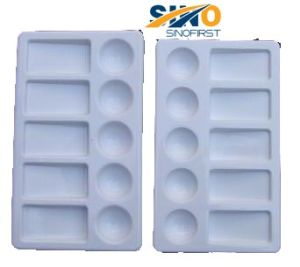Plastic Palette Paint Palette Plastic Paint Palette (SF-TS015) pictures & photos