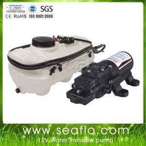 Price Solar Water Pump for Agriculture 12V 40psi Seaflo Self Priming Pump pictures & photos