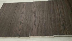 15mm Engineered Wood Flooring Customized 3mm Top Layer