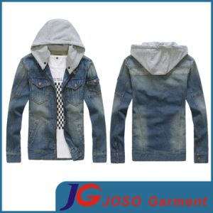 China Fashion Jean Jacket for Men (JC7014) pictures & photos