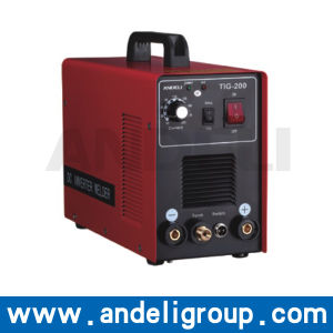 Inverter DC TIG/MMA Welding Machine (MOSFET type) pictures & photos