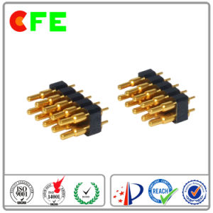 DC 12V High Temperature Plastics Pogo Pin Connector pictures & photos