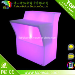 Event Furniture Modern Bar Counter LED Bar Table