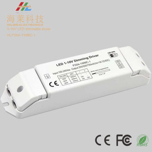 350/500/700mA*1CH 30W 1-10V Constant Current Dimmable Driver Hlp30A-1wmc-1 pictures & photos