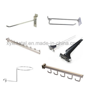 Customized Store Fixture Supermarket Accessories Shop Fitting Metal Display Hooks pictures & photos