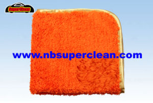 Super Absorbent Softness Microfiber Cleaning Towel (CN3673) pictures & photos