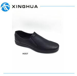 Male Shoes PU Sole Leisure Type pictures & photos