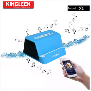 Kingleen Model X5 Bluetooth Speaker with Charging Cable