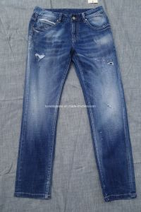 11.2oz Loose Fit Jeans Men (HS-21706T)