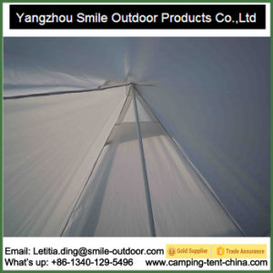 Oriental Canvas Manufacturer Make Tensile Camping Spike Pinnacle Tent pictures & photos