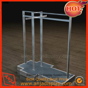 Stainless Steel Clothing Display Racks pictures & photos