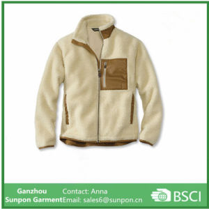fdcda258b86d China Children′s Leather Trim Fleece Jacket - China Children Coat ...