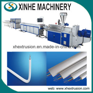 Plastic PVC One out Four Extrusion Making Machine Production Line