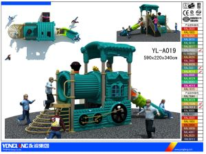High Quality New Design Children Amusement Outdoor Playground (YL-A019) pictures & photos
