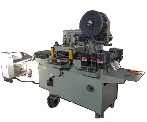 Paper / PVC Adhesive Sticker Label Die Cutting Machine pictures & photos