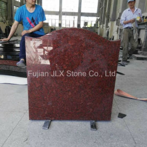 Indian Imperial Red Granite Monument