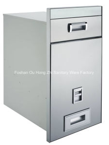 High Quality Rice Dispenser with Steel Painting pictures & photos