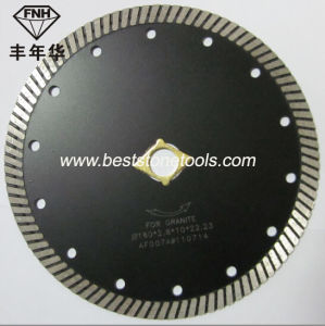 Diamond Saw Blade for Cutting Granite Marble Ceramic