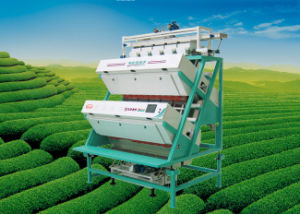 Hons+ Double LED Light High Sorting Machine Tea Color Sorter pictures & photos