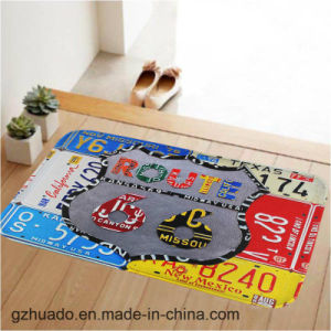 79*49cm Living Room Bedroom Carpet Kitchen Windows Rugs and Non-Slip Bath Rug Floor Door Mat pictures & photos